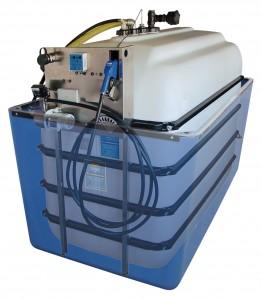 5000 liter Adblue Tank Indor Basic met slang