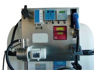 5000 liter AdBlue tank voor binnengebruik