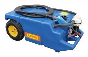 AdBlue Trolley liggend Cemo van 60 liter en 100 liter