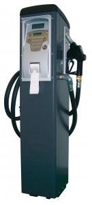Pomp als diesel aftankzuil  70 FM ( 70 ltr. per min.) en 100 FM (90 ltr. per min.)