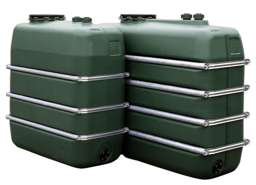 Kunststof watertank