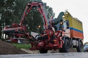 Dücker MK 25 Tandemmaaier frontaanbouw