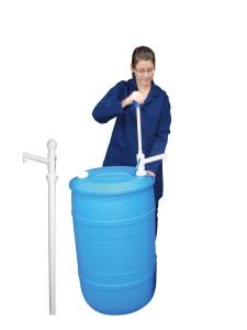 Pomp als handpompen voor chemicaliën, AdBlue, voedingsmiddelen enz.
