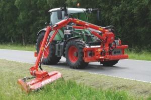 DUA 700/800 Hydraulische maaiarm frontaanbouw