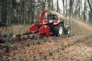 Dücker H/HF/HM 200 + 250 Houtversnipperaar