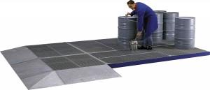 Oppervlakte-beschermsysteem van staal is modelair uitbouwbaar