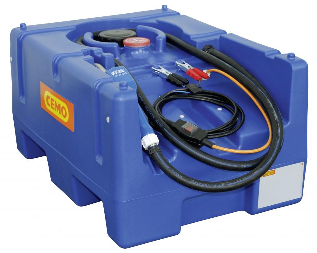 Blue Mobile Easy van 125 liter