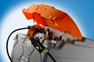 Dieseltanks voor CUBE -tankinstallaties (Basic en Premium)