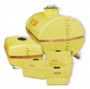 Watertank als GVK vaten hebben speciale eigenschappen