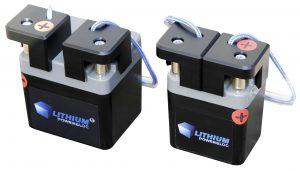 Accusysteem, Li-Power-Block  voor pompen met 12 volt stroomspanning