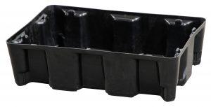 Opvangbakken HD voor kleine verpakking en laboratorium