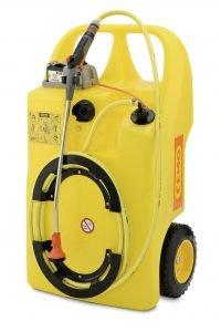 Caddy 60 liter voor sproeien van ontdooiingsmiddel (blz. 226)