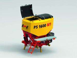 Zaaimachines pneumatisch met MT2M1 machinedrager voor PS1200M1 en PS1600 M1  (prijslijst blz 44/45)