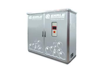Hoge ruk reiniger,KSM 5440-INOX, koud water, RVS levensmiddel uitvoering, touch-screen monitor, (prijslijst blz. 25)