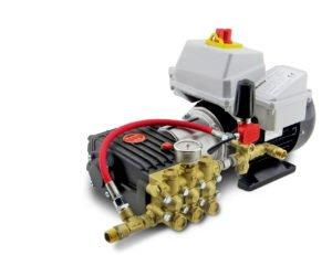 Hoge druk reiniger, MP1840 , koud water, motor-pomp-aggregaat, (prijslijst blz. 27)