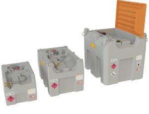 Dieseltank DT-mobiel easy  voor generatoren ,980, 430 en 200 ltr (blz. 61)