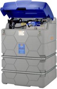 AdBlue-tank, Cube-tank voor AdBlue met tankgegevens-administratie CMT 10 (blz. 93)