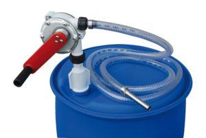 Pompinstallaties, (4) zwengelpomp voor AdBlue, antivriesmiddel, water (blz 138)